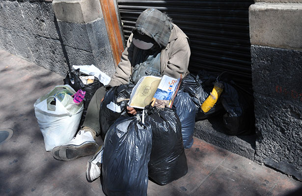 Gobierno de la CDMX censa a población que vive en las calles