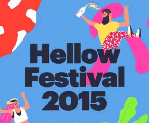 """El """"Hellow Festival"""" complementa su experiencia con nueva aplicación"""