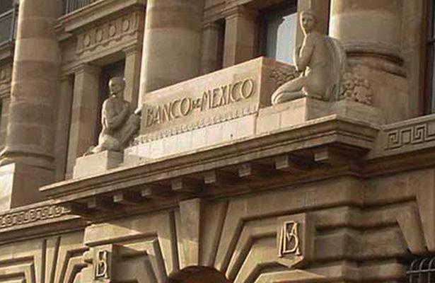 Banco de México aumenta tasa de interés interbancaria, de 5.25 a 5.75%