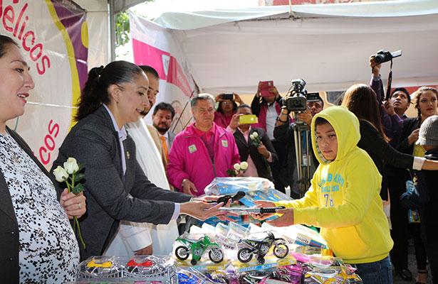 En marcha 5ª etapa del programa de desarme voluntario en Tlalpan