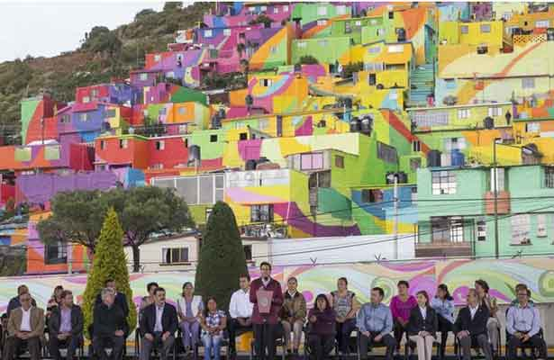 Con programas de prevención han disminuido índices de violencia: Peña Nieto