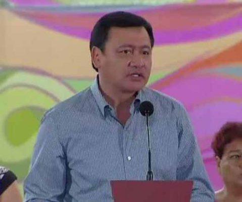El gobierno federal ha implementado acciones para erradicar la violencia: Chong