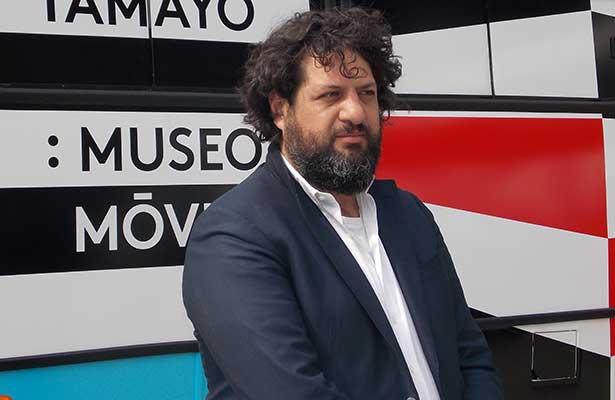 "Una mañana en el ""Taller Tamayo: Museo Móvil"" / Bazar de Cultura / Juan Amael Vizzuet Olvera"