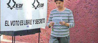 Colaborará IEDF para sacar adelante las normas electorales