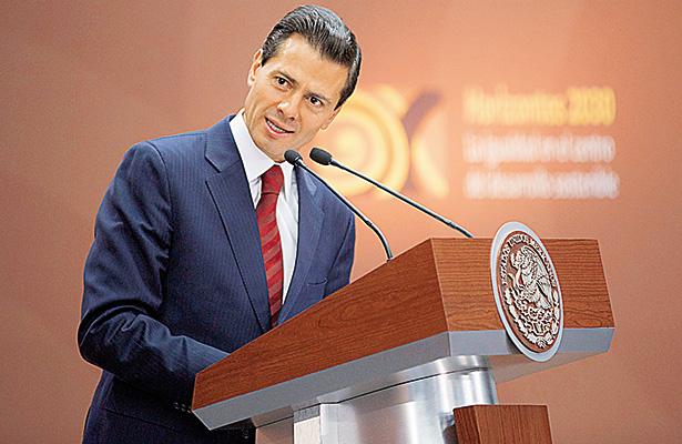 Se reunirá Peña Nieto con el Consejo Mexicano de Negocios
