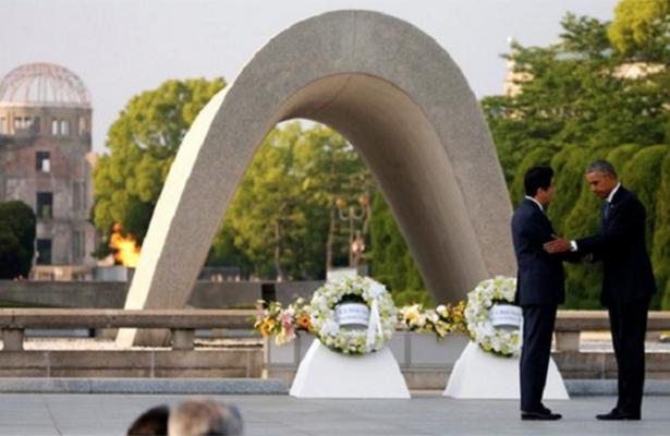 Este fue el texto del discurso del Presidente Obama en Hiroshima