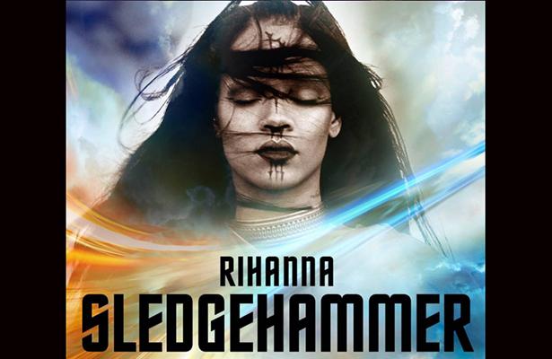 """Rihanna estrena video futurista de la canción """"Sledgehammer"""""""
