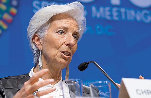 México, con fortaleza para mantener línea de crédito flexible: FMI