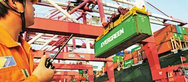 Crecen un 10% exportaciones mexicanas en primer semestre de 2017