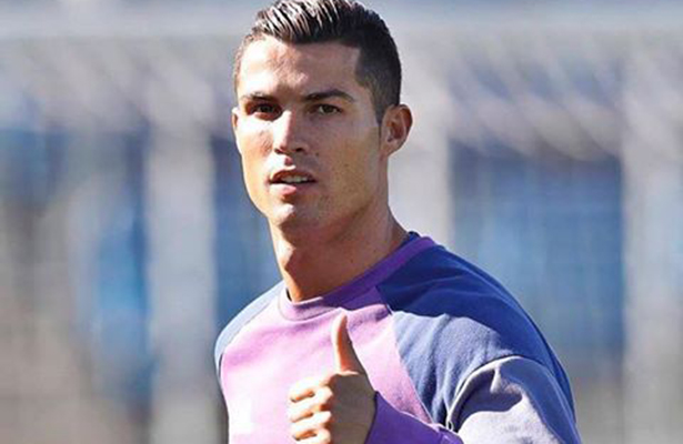 Foto: Facebook Cristiano Ronaldo