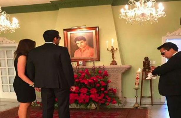 Iván Aguilera sigue consternado por la muerte de su padre. Foto: Twitter @Paola_Rojas_H