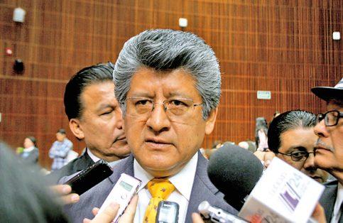Diputado Francisco Martínez Neri, presidente de la Junta de Coordinación Política.