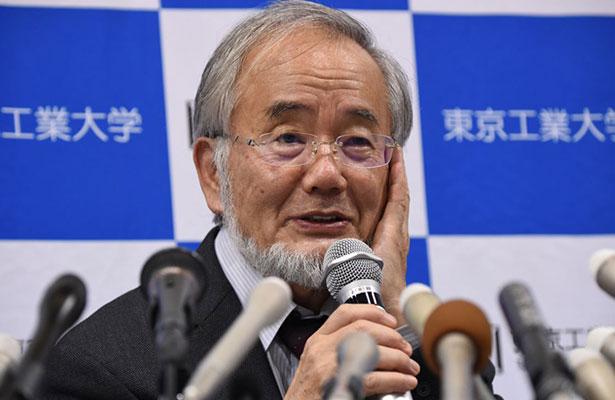 Obstinado y excéntrico, este científico nació en Fukuoka en 1945. Foto: AFP