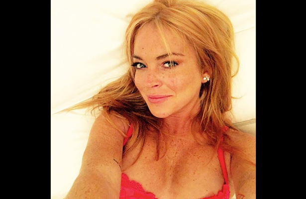 Foto: Instagram Lindsay Lohan