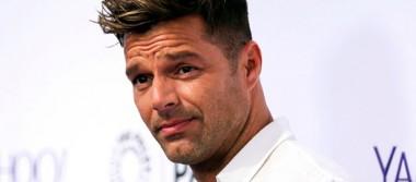"Ricky Martin resalta ""perdón"" de Barack Obama"