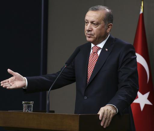 Recep Tayyip Erdogan. Foto: AP