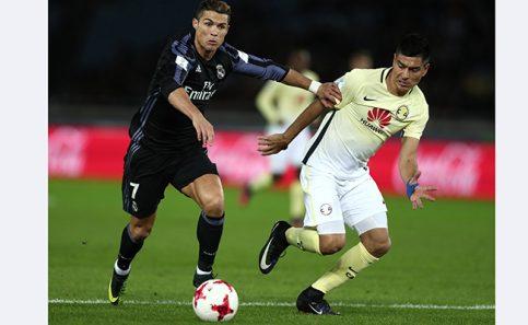 Cristiano Ronaldo anotó el segundo gol del juego