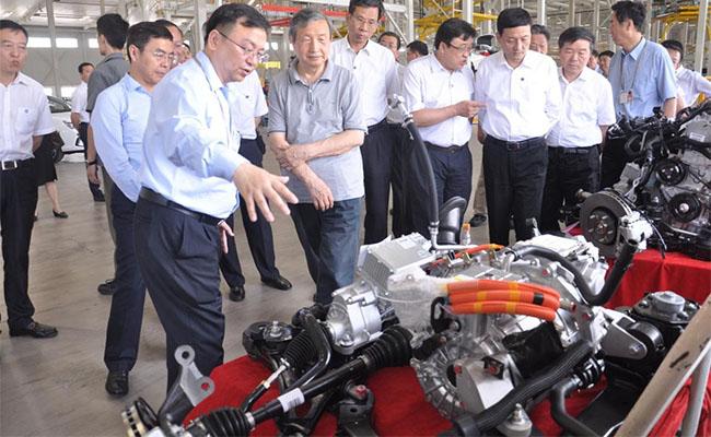 Foto: www.bydauto.com.cn