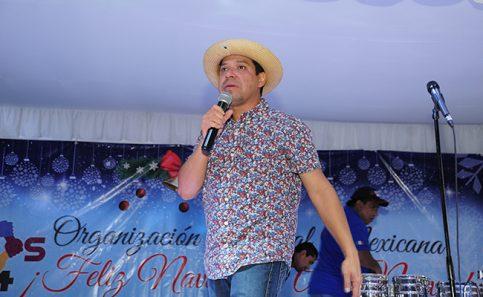 """EL HUMOR de Javier Carranza """"El Costeño"""" hizo reír a todos."""