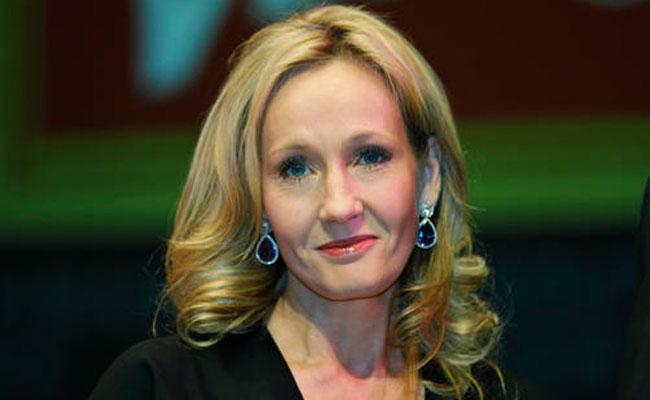 J. K. Rowling. Foto: AP