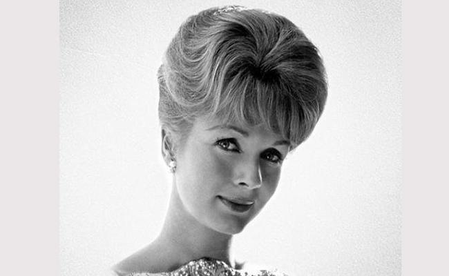 La actriz Debbie Reynolds Foto: @DebbieReynolds1