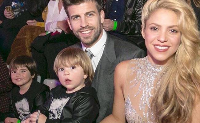 Foto: Instagram Shakira