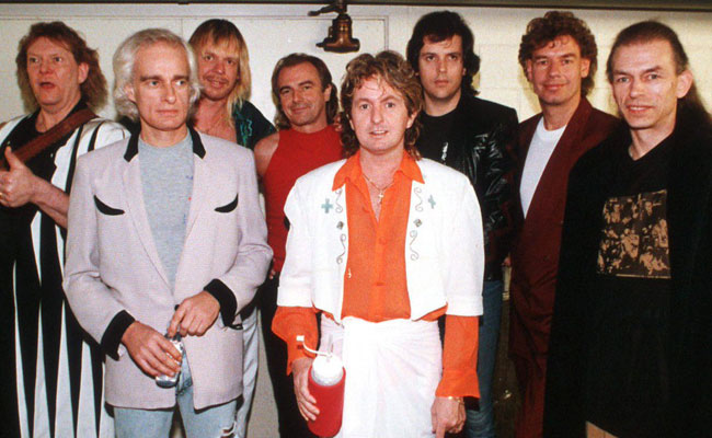 Yes. Foto: @yesofficial