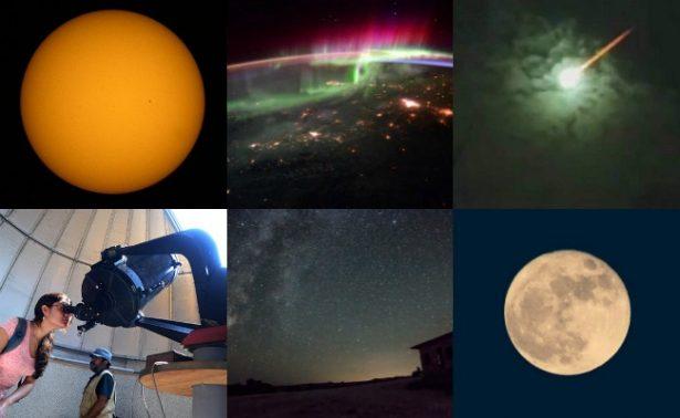 Super lunas, lluvias de estrellas… un 2016 lleno de miradas al cielo