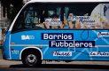 """Buenos Aires presentó """"Barrios Futboleros"""". Foto: @andyfreire"""