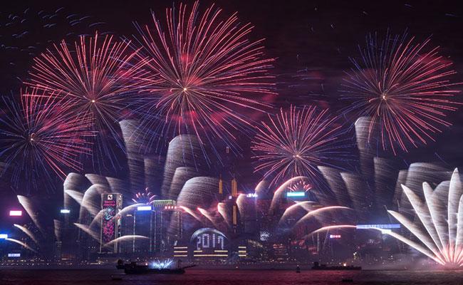 EN HONG KONG. Foto: AFP
