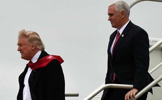 Trump asegura que dejará sus negocios para dedicarse a gobernar