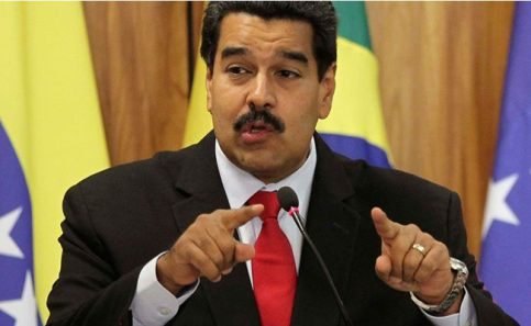 Foto: Nicolás Maduro / AFP