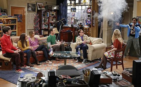 ¿The Big Bang Theory se pronuncia en contra de Trump?