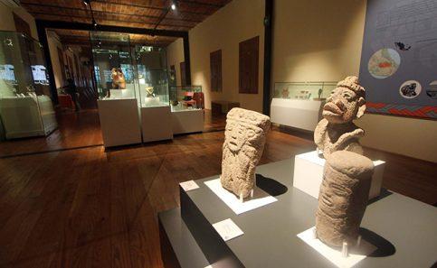 Zona museográfica