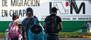 Envían de regreso a 91 cubanos que se encontraban en Chiapas