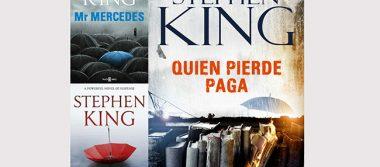 """Stephen King vuelve a aterrorizar, ahora con """"Quien pierde paga"""""""