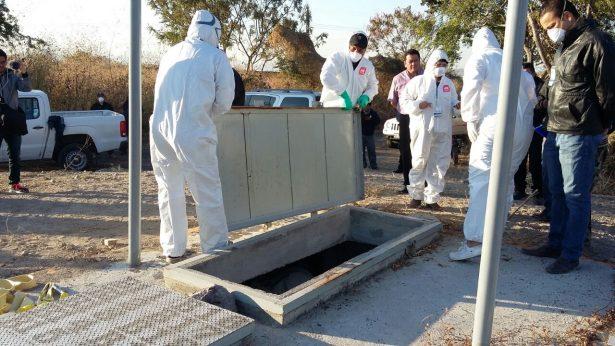 La Fiscalía de Morelos entrega otro cuerpo a sus familiares recuperado de las fosas en Morelos. Foto: El Sol de Cuautla