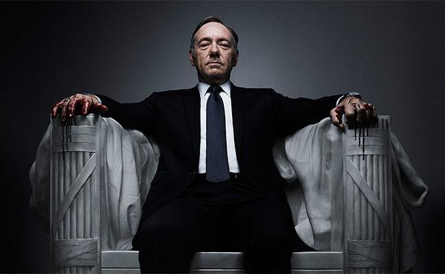 """""""Nosotros hacemos el terror""""; House of Cards revela polémico video para nueva temporada"""