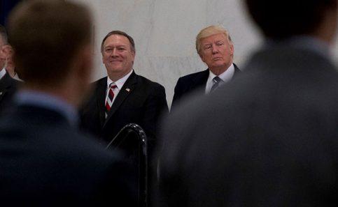 Trump visita la CIA y ofrece apoyo total a servicios de inteligencia