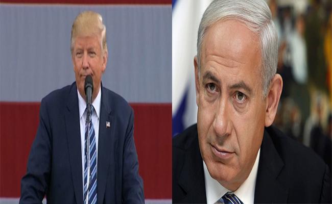 Hablará Netanyahu con Trump sobre Irán y conflicto con palestinos
