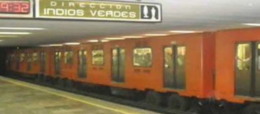 Se avienta a las vías del Metro para dejar este mundo