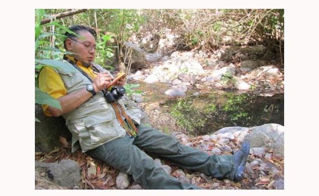 Gabriel Valencia es director de un periódico y corresponsal de El Heraldo de Chihuahua. Foto: El Mexicano