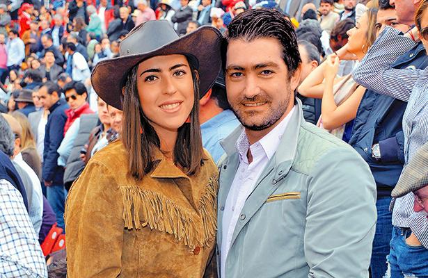 LULA ALCOCER y Carlos Jacobo.