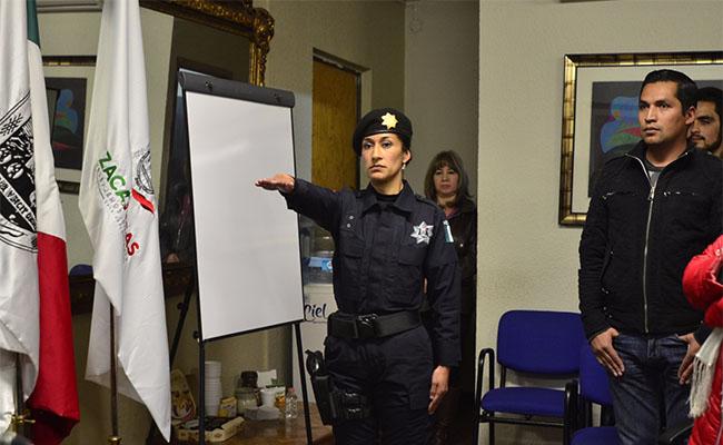 Por primera vez en la historia, una mujer dirigirá a la policía en Zacatecas