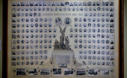 Congreso constituyente de 1917.