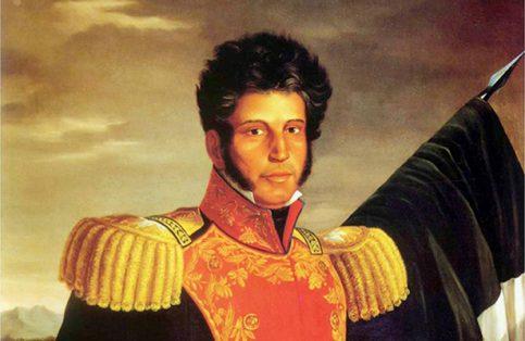 1831.- Muere fusilado el militar y combatiente mexicano Vicente Guerrero, consumador de la Independencia de su país. Ocupa la presidencia durante ocho meses. Nace el 9 de agosto de 1783.
