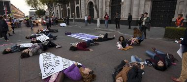 Mexfem, esfuerzo de familias y  activistas contra feminicidios