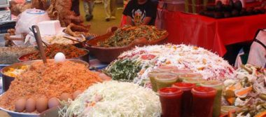 Destaca Sectur importancia  de la gastronomía mexiquense