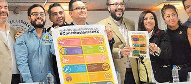 Traza PRD ruta para aprobar la Legislación Secundaria en ALDF