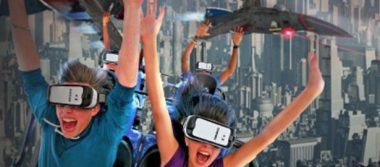 Batalla galáctica en realidad virtual